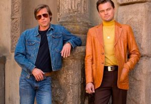 Once Upon a Time in Hollywood, de Quentin Tarantino, muestra su primer póster