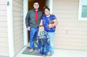 Buscan a familias  que necesiten casa