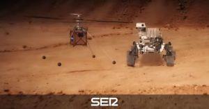 Este es el primer helicóptero que la NASA enviará a Marte