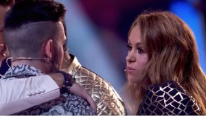 Paulina Rubio amenazó con abandonar 'La Voz' por un berrinche