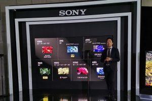 Presenta Sony nuevas Master Series en MX