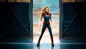 Capitana Marvel es discriminada en tienda