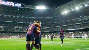 Barcelona, dueño del Bernabéu; vence al Madrid