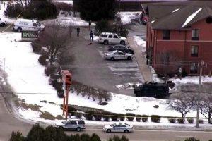 Reportan tiroteo en hotel de Illinois