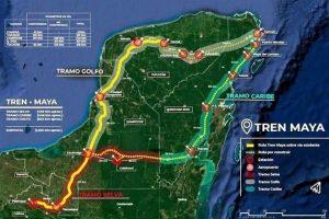 Descarta AMLO aumento en costo de Tren Maya