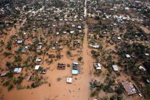 Suman más de 700 muertos por ciclón en África