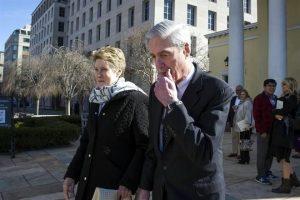Descarta Mueller colusión de Trump con Rusia