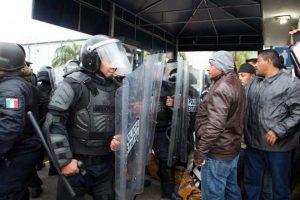 Libera Policía 3 maquiladoras en Matamoros