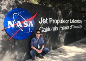 Alumno del Tec de Monterrey colabora con la NASA