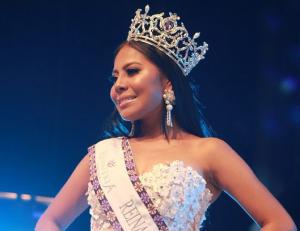 FOTOS: Gana joven wixárika concurso de belleza en Nayarit