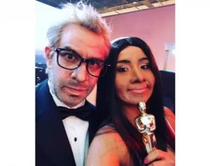 Critican a Televisa por la parodia de Yalitza Aparicio