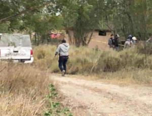 Prosiguen pesquisas en rancho macabro de Reynosa
