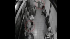 Asaltan a personas que acudieron a funeral en Iztapalapa (VIDEO)