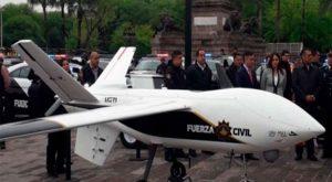 Paga $54 millones Bronco… ¡por dron!