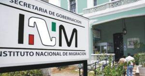 Habrá limpia a Migración en Tamaulipas