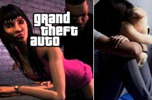 Niño viola a su hermana para 'imitar' escena de videojuego GTA