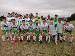 Sacando un apretado triunfo, tecnológico se apunta en seminal de futbol regional