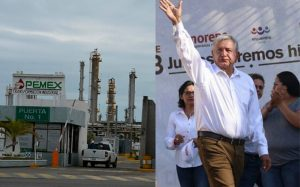 AMLO invertirá 3500 MDP de pesos en refinería de Madero Tamaulipas