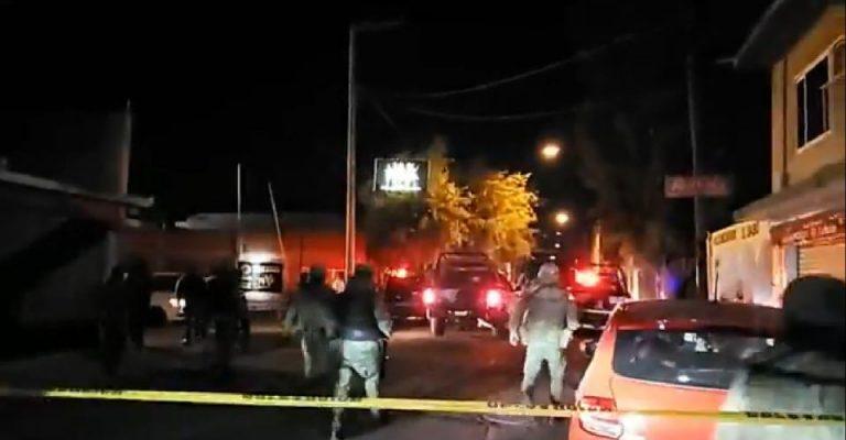 Ataque a un bar en México deja al menos 15 muertos