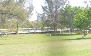 'Huachicoleo'… en ¡campo de golf de Tamaulipas!