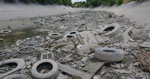 Detectan 30 canales y ríos contaminados en Tamaulipas