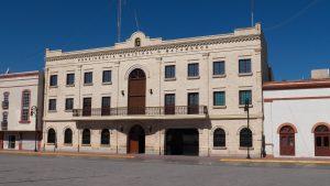 Desalojan presidencia de Matamoros por amenaza de bomba