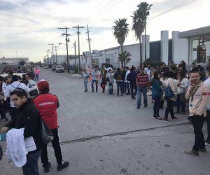 Dejan huelgas cinco mil empleos perdidos en Tamaulipas