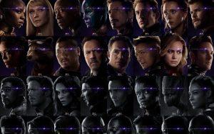 Reabren la herida de Infinity War con pósters individuales