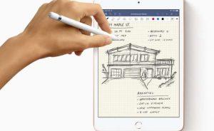 Apple actualiza el iPad mini con soporte para Apple Pencil y nuevas características