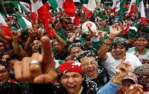 México, en el lugar 22 de los países más felices del mundo