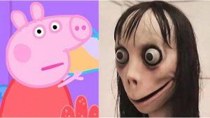 Advierten regreso del reto suicida 'Momo' en videos de Peppa Pig