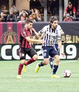Consigue Rayados boleto a Semifinales
