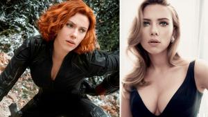 Scarlett Johansson sorprende con radical transformación tras reducirse el busto