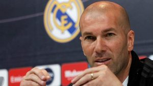 Zinedine Zidane oficialmente regresa al Real Madrid