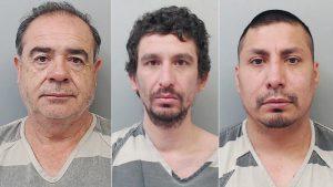 Van a prisión 3 golpeadores