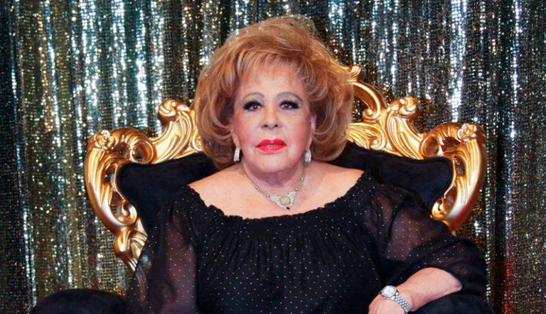 Los amores de la vida de Silvia Pinal