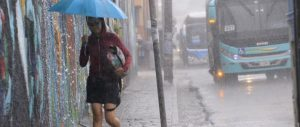 Tormentas fuertes en 11 estados del país en las próximas horas