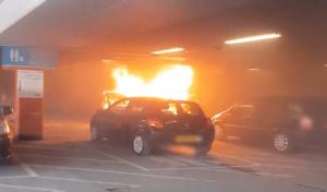 Tuvo que decidir a cuál de sus 2 hijos salvaba primero de un incendio