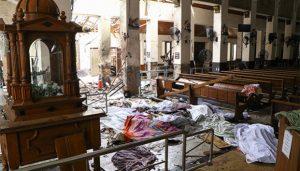 Pascua sangrienta en Sri Lanka deja 207 muertos