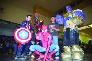 'Avengers' los conquista