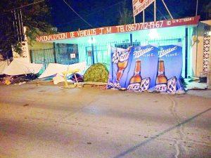 Varados 2,300 migrantes en Nuevo Laredo