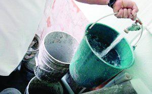 Colonias del sur no tendrán agua el viernes