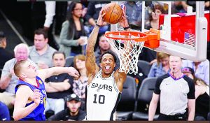 Mandan Spurs serie al límite