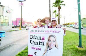 Se une Carmenlilia a   lucha por el bienestar