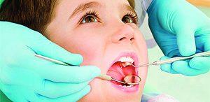 Preocupa poca atención a la salud bucal de niños