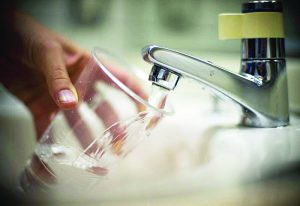 Aumentan el agua