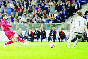 Destroza Liverpool al Porto