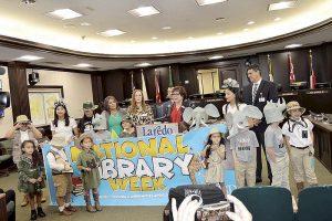 Proclaman el Día de la Biblioteca