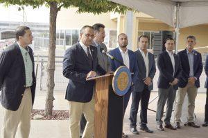 Demandan contratar más agentes de CBP