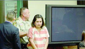 Mamá de Rebeca va diez años a la prisión
